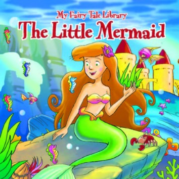 My First Fairy Tale Library The Little Mermaid Rs 210